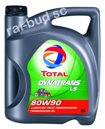 total dynatrans ls90, 80w90LS, rai-bud