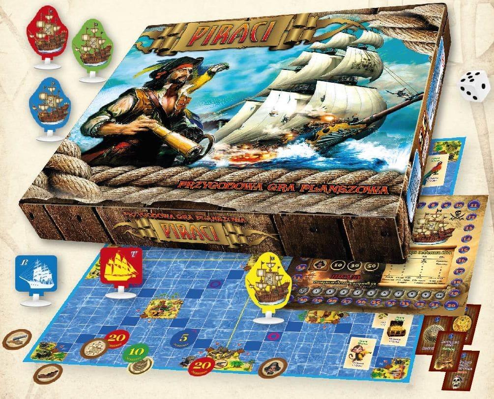 gra wojenna piraci